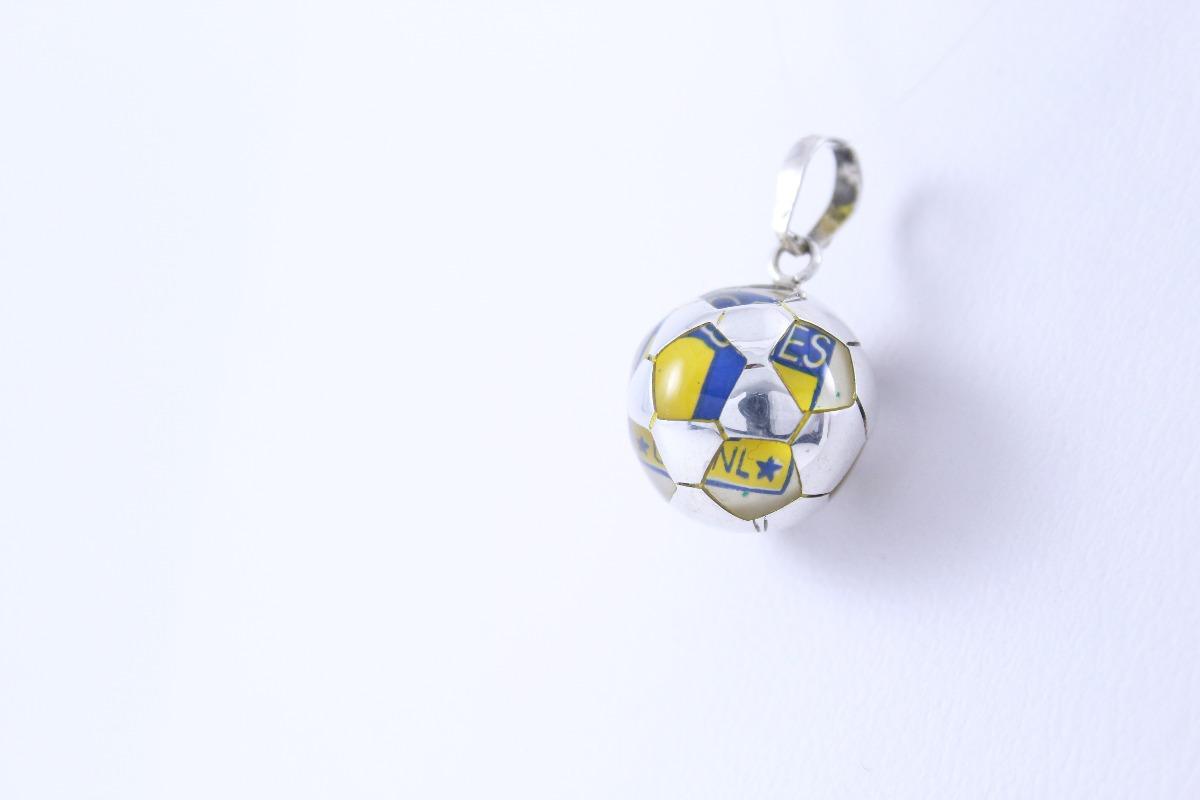 Dije De Balón De Fútbol Tigres Plata .925 Equipos S c -   300.00 en ... 39095329ecbaa
