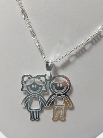 048f5d734be3 Dijes De Niños - Dijes y Medallas Sin Piedras en Mercado Libre México