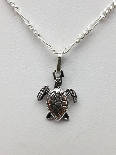 dije de tortuga oxidada plata ley .925 no incluye cadena