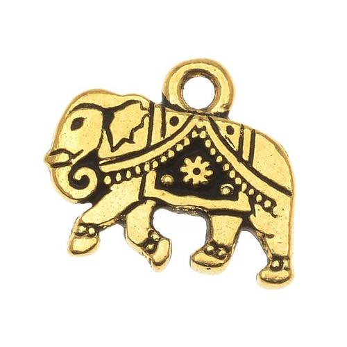 Elefantes para atraer la buena suerte a tu vida. Amuletos.