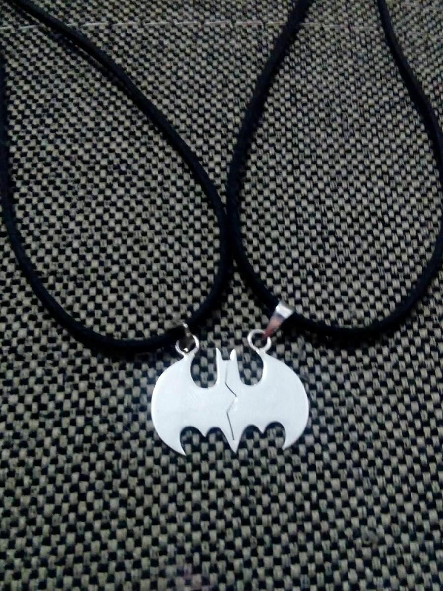 ac5e99a704d5 Dije Logo Batman Joyeria .925 Para Parejas -   389.00 en Mercado Libre