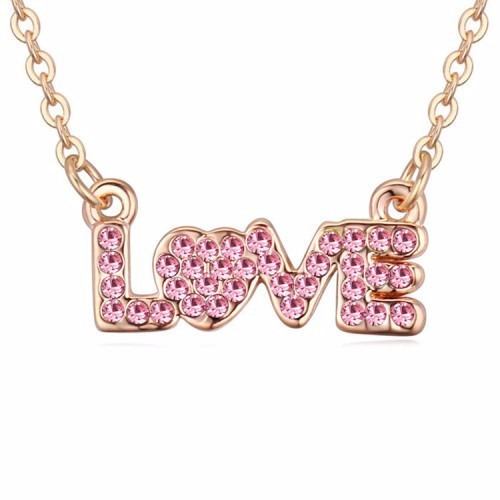 dije love pink - rosa