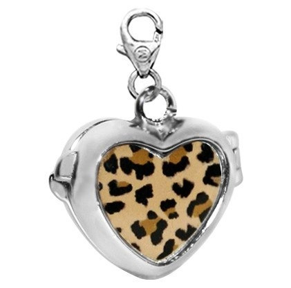 dije monona plata 925 corazón animalprint 177 tienda oficial