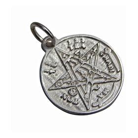 Dije Tetragramaton Pentagrama / Plata 925