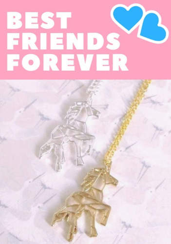 dije unicornio bff amistad best friends forever dije kawaii