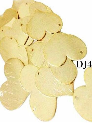 dijes baño de oro 1,5cm orfebreria personalizados