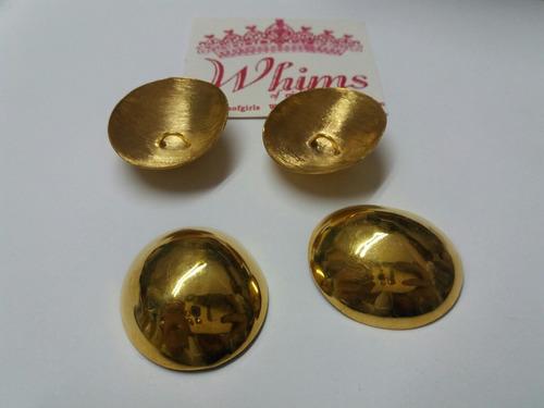 dijes baño de oro 2,5 cm orfebreria mas de 100 modelos
