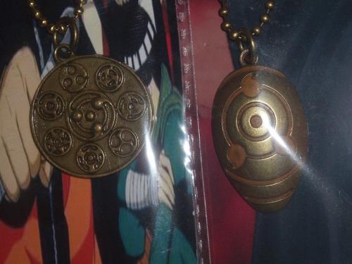 dijes collares anime rock gótico cadena perlas