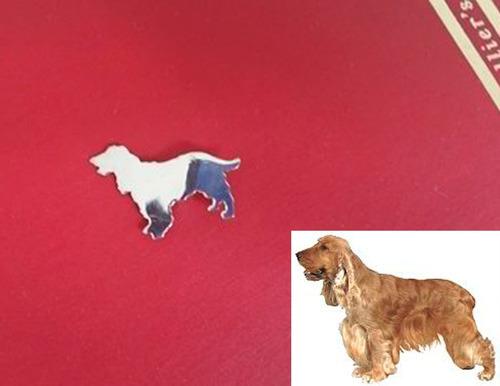 dijes de perros en plata .925