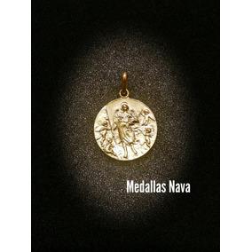 bfad6c69bf3 Medalla De San Rafael Arcangel Joyeria - Joyería en Mercado Libre México