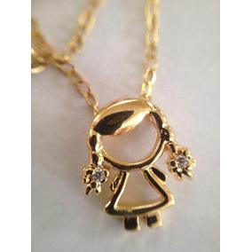 fae9d16e817a Medalla Y Cadena De Oro Niño - Joyería en Mercado Libre México