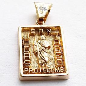 36648325fe4 Dije San Judas Tadeo Oro - Dijes y Medallas Oro en Mercado Libre México