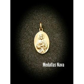c07b4d48c99 Dije San Judas Tadeo Oro 14k Italiano - Dijes y Medallas Sin Piedras ...