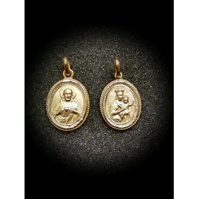 1561f6123b0 Medalla Virgen Carmen - Dijes y Medallas Sin Piedras en Mercado ...