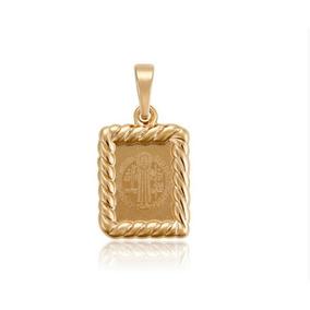 83ec5b0f7af Medalla San Benito Oro 18k en Mercado Libre México