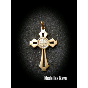 c8054964c73 Medallon De San Benito Oro en Mercado Libre México