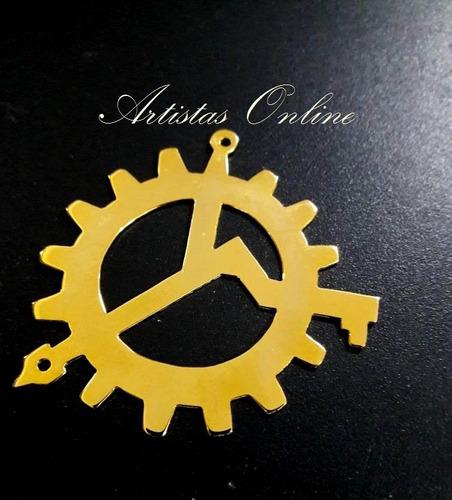 dijes placas personalizados bronce baño oro artistas online