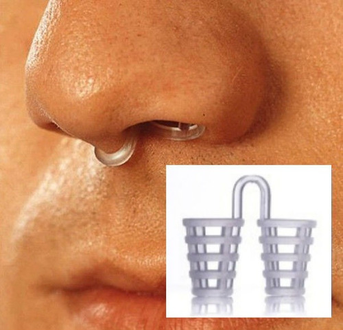 dilatador nasal anti ronco kit com 4 unidades