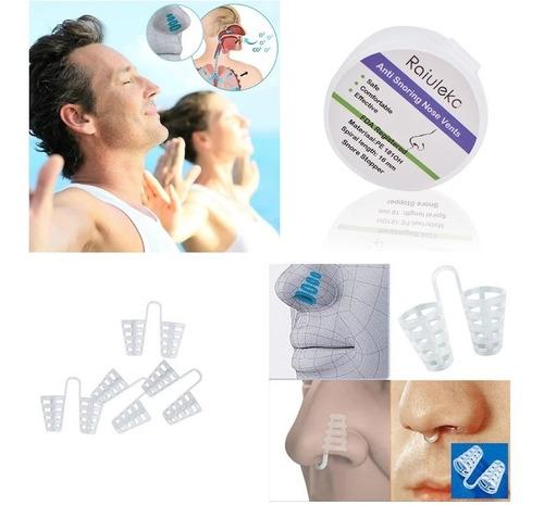 dilatadores nazales anti ronquidos, respira fácil y oxigena