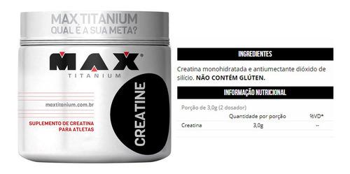 dilatex 152 cápsulas + bcaa 60 cápsulas brind creatina 100g