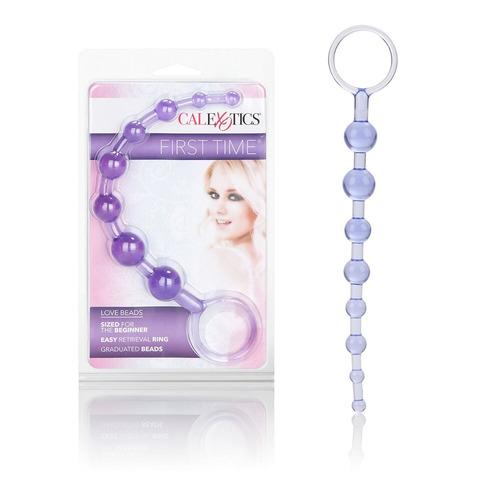 dildo california exotic anal perlas 8 estimuladores beginers