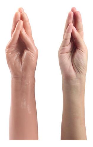 dildo pene/mano real gigante xxxl fisting anal