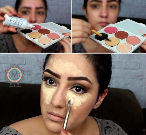 diluidor maquiagem- similar duraline inglot blend kryolan