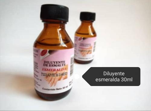 diluyente esmeralda 15 ml