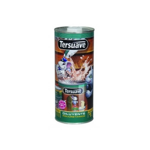 diluyente para plastificante tersuave 1 litro mf shop
