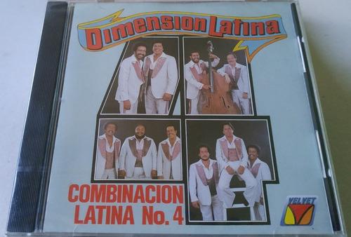 dimension latina - combinacion latina n°. 4