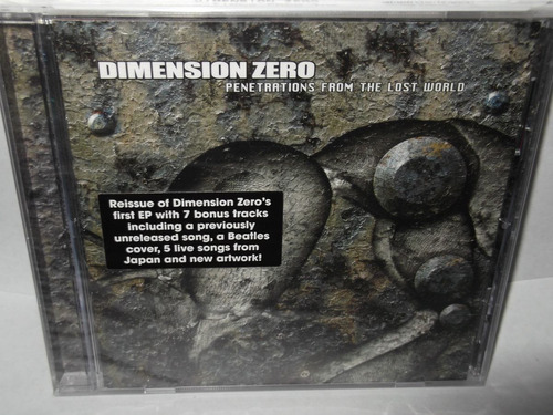 dimension zero cd penetrations from in flames soilwork dist0