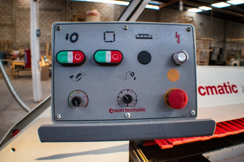 dimensionadora modelo tecmatic fit 2.9 45 marca scm