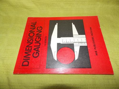 dimensional gauging - v. berkov