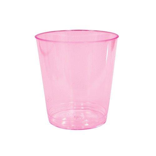 dimensiones del partido neón 24 contadores vasos de plásti
