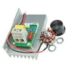 dimmer 10kw regulador voltaje velocidad scr termostato