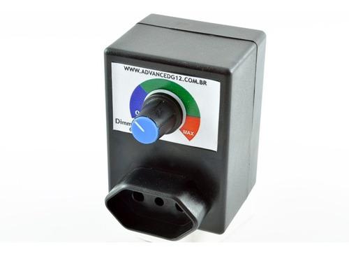 dimmer 600w controlador para shake herbalife bivolt
