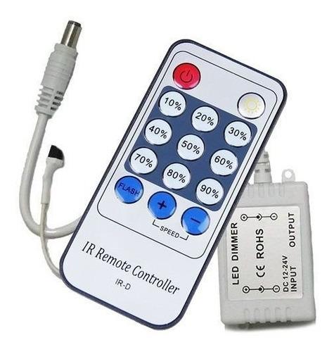 dimmer wireless controle remoto sem fio 12v led strobo xsomx