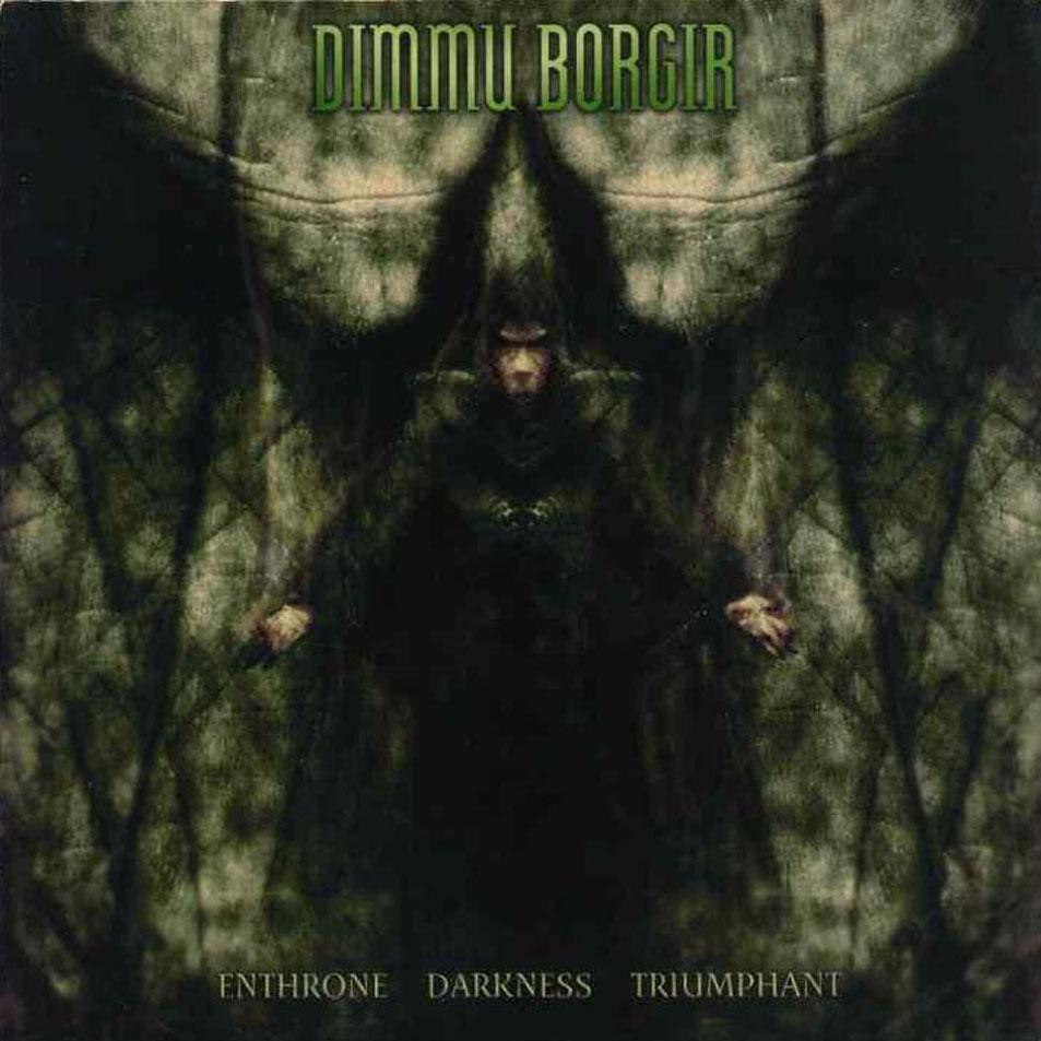Dimmu Borgir - Enthrone Darkness Triumphant - R$ 30,00 em Mercado ...