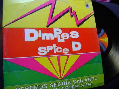 dimples d & lady spice - debemos seguir bailando. acetato