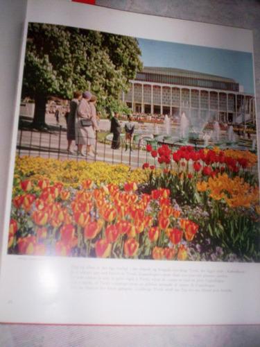dinamarca as quatro estações 1960 fotografia