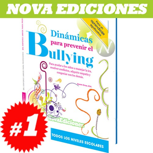 dinámicas para prevenir el bullying 1 vol. original.