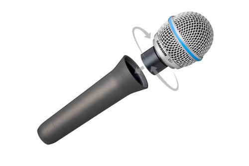 dinámico samson micrófono