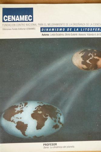 dinamismo de la litosfera. ciencias de la tierra. manual doc