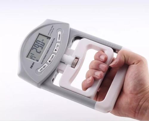 dinamômetro digital manual (de mão)  90kg avaliação física