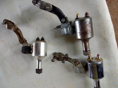 dinamo bicicleta antigo 16w tres peça