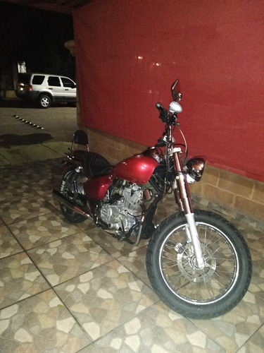 dinamo chopper 250cc 2015 mexicana