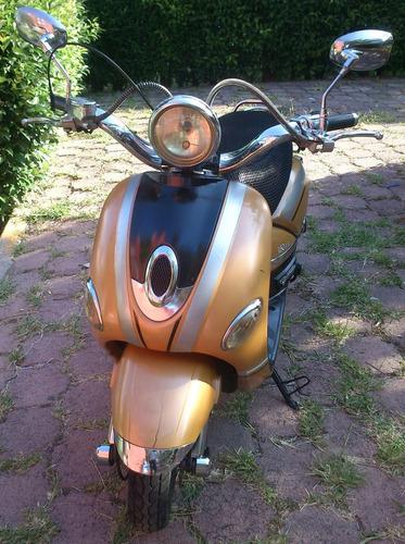 dinamo jessy-r scooter