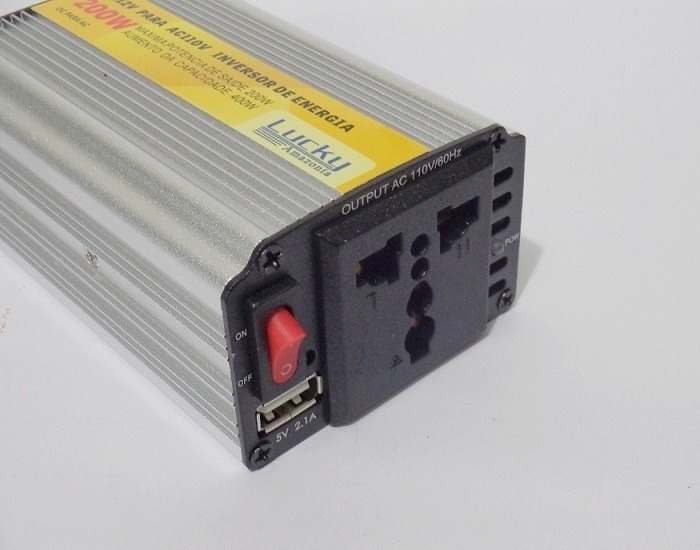 38508dac13a Dínamo Motor Gerador Dc + Controlador + Inversor 300w - R  279