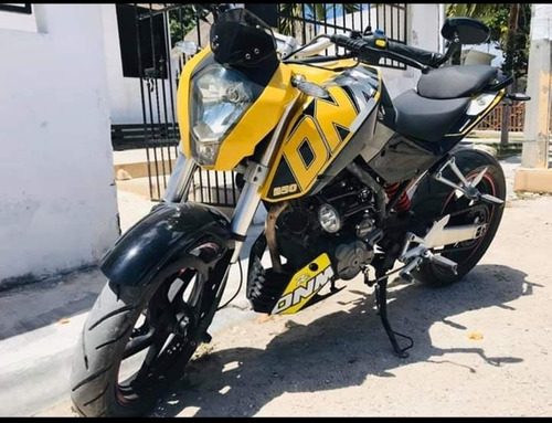 dinamo r2 250cc
