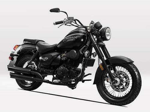 dinamo renegada 250 cc